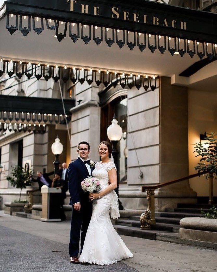 Seelbach Wedding Louisville Kentucky