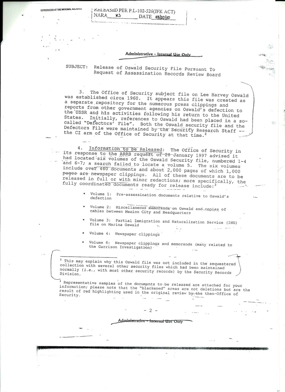 3APRIL98 CHIEF INFORMATION REVIEW GROUP RE LHO OS VOL 5 PG 2..jpg