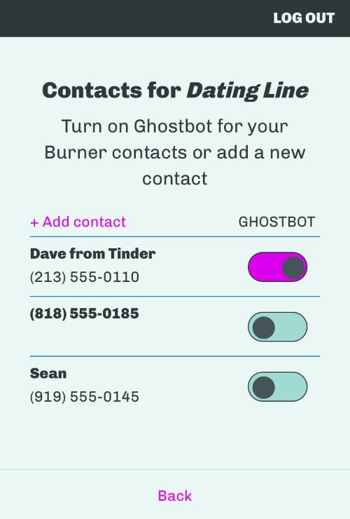 otter dating app