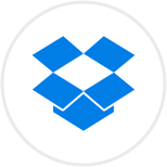 Dropbox connection