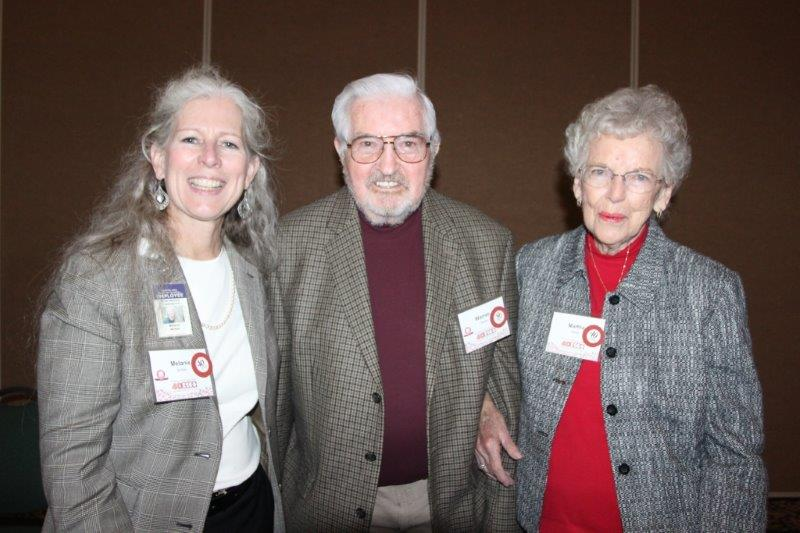 Warren and Martha Deeds with Melanie McNeil.jpg