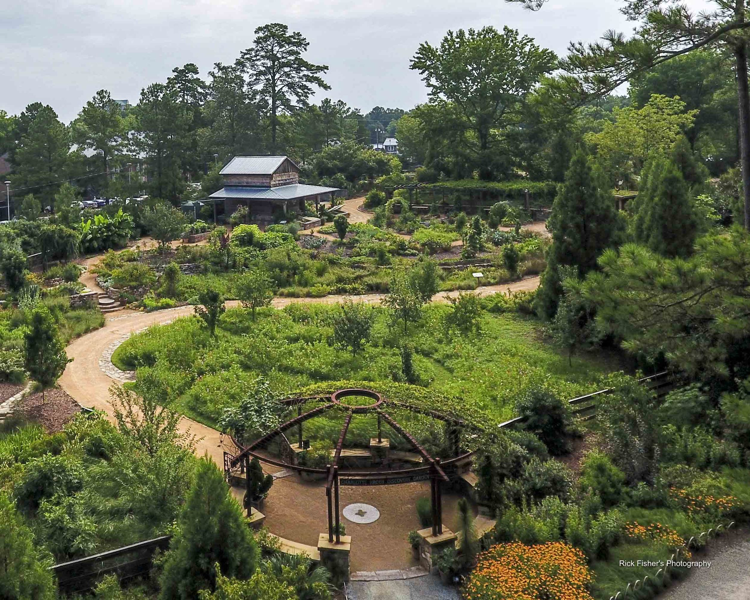 Charlotte Brody Discovery Garden