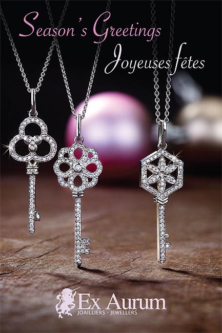 Diamond Key Pendants: Jewellery Photography Tutorial