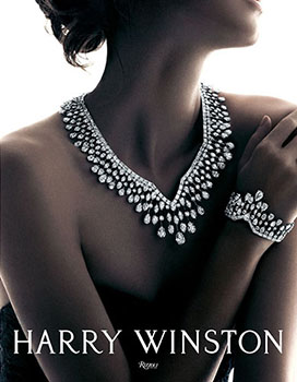 Great jewelry photography reference book, Harry Winston.