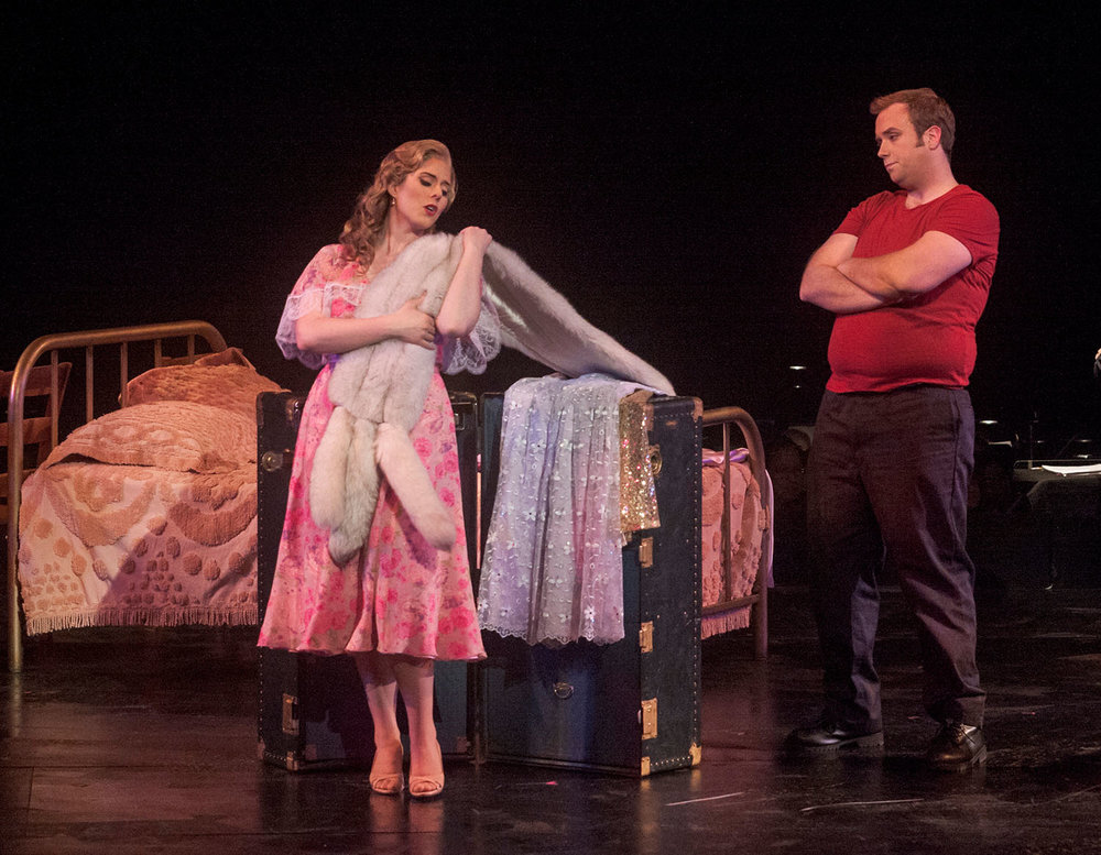 a streetcar named desire, with matthew hanscom