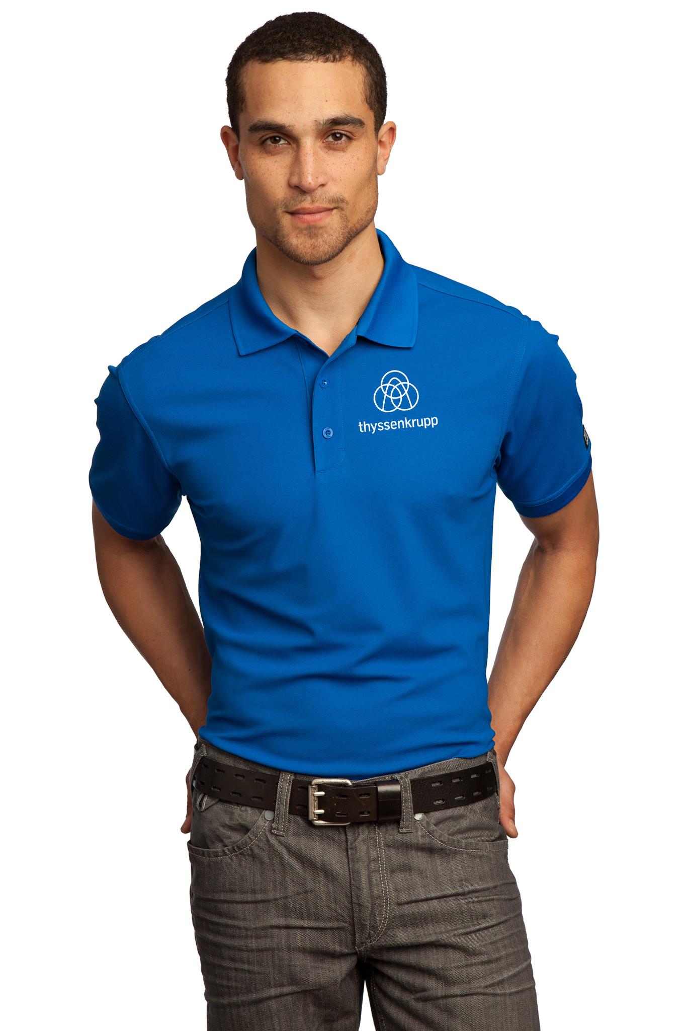 Ogio Mens Moisture Wicking Polo Shirt Og101 Thyssenkrupp
