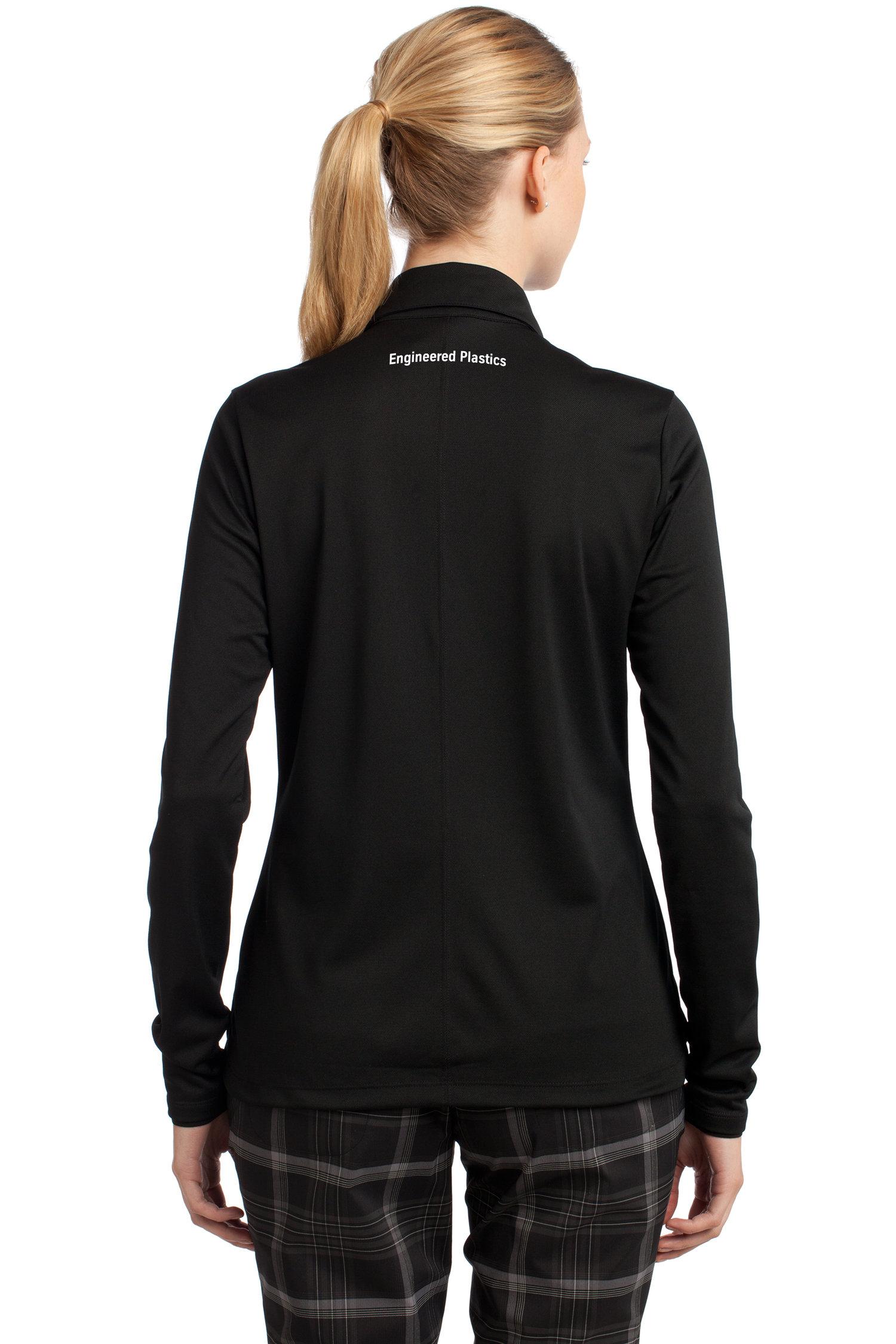 ddb16fbae15 Nike Golf Ladies Long Sleeve Dri-FIT Stretch Tech Polo  545322 ...