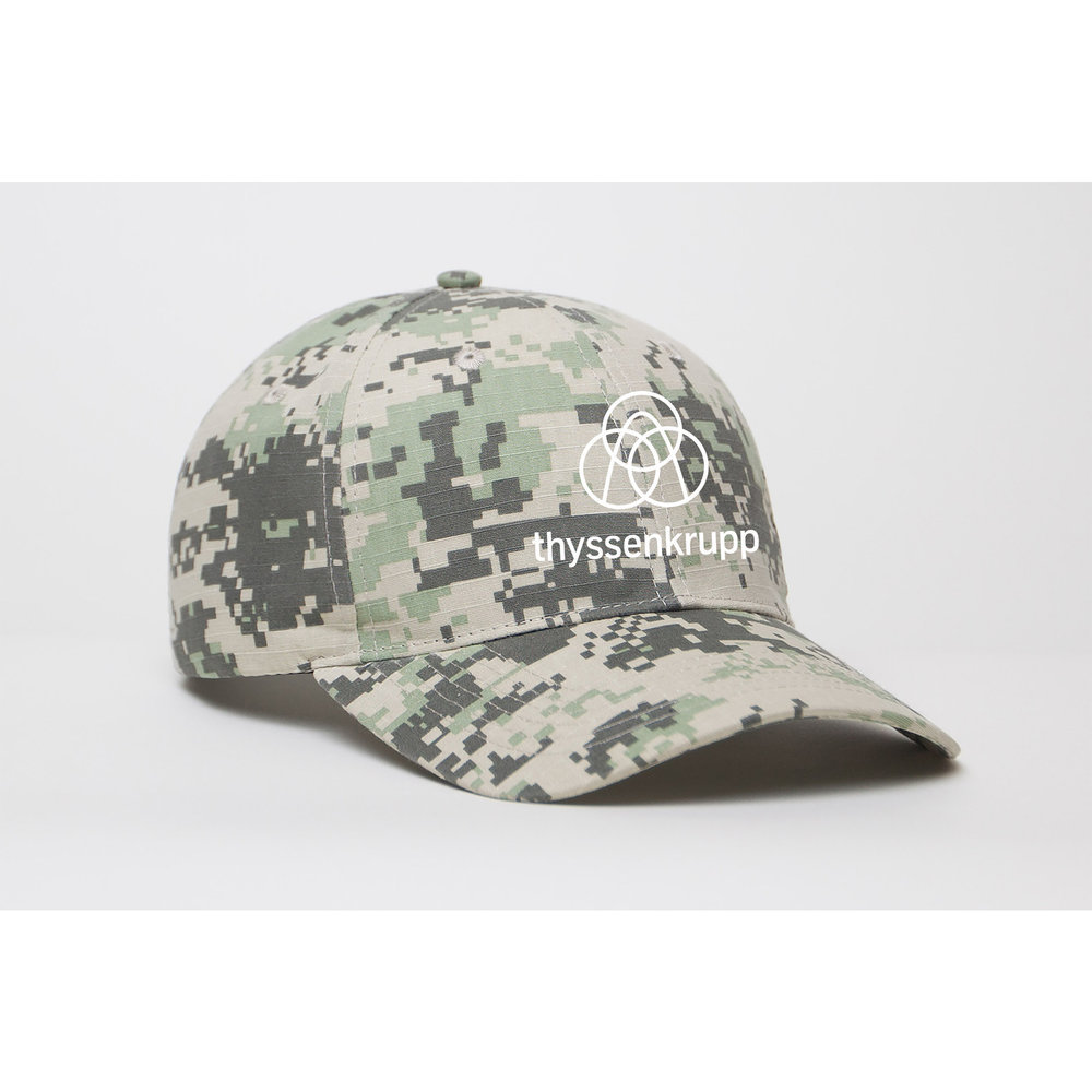 a493ff4544a Pacific Headwear - Digital Camo - Adjustable. 695C. — thyssenkrupp -  Corporate Apparel