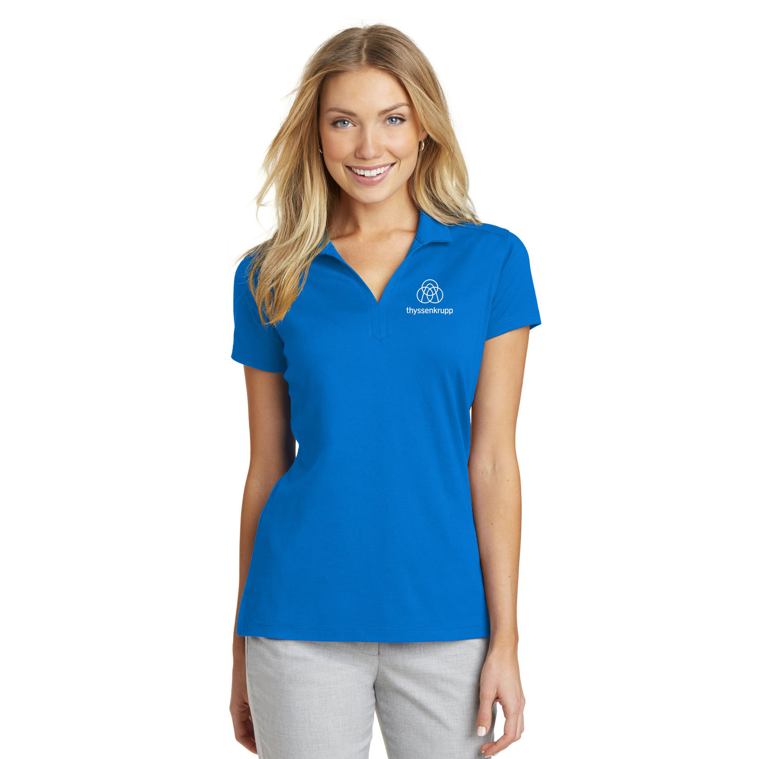 c3bd3a3d310 Polo Shirts. Polo Shirts Port Authority® Ladies Rapid Dry™ Mesh ...