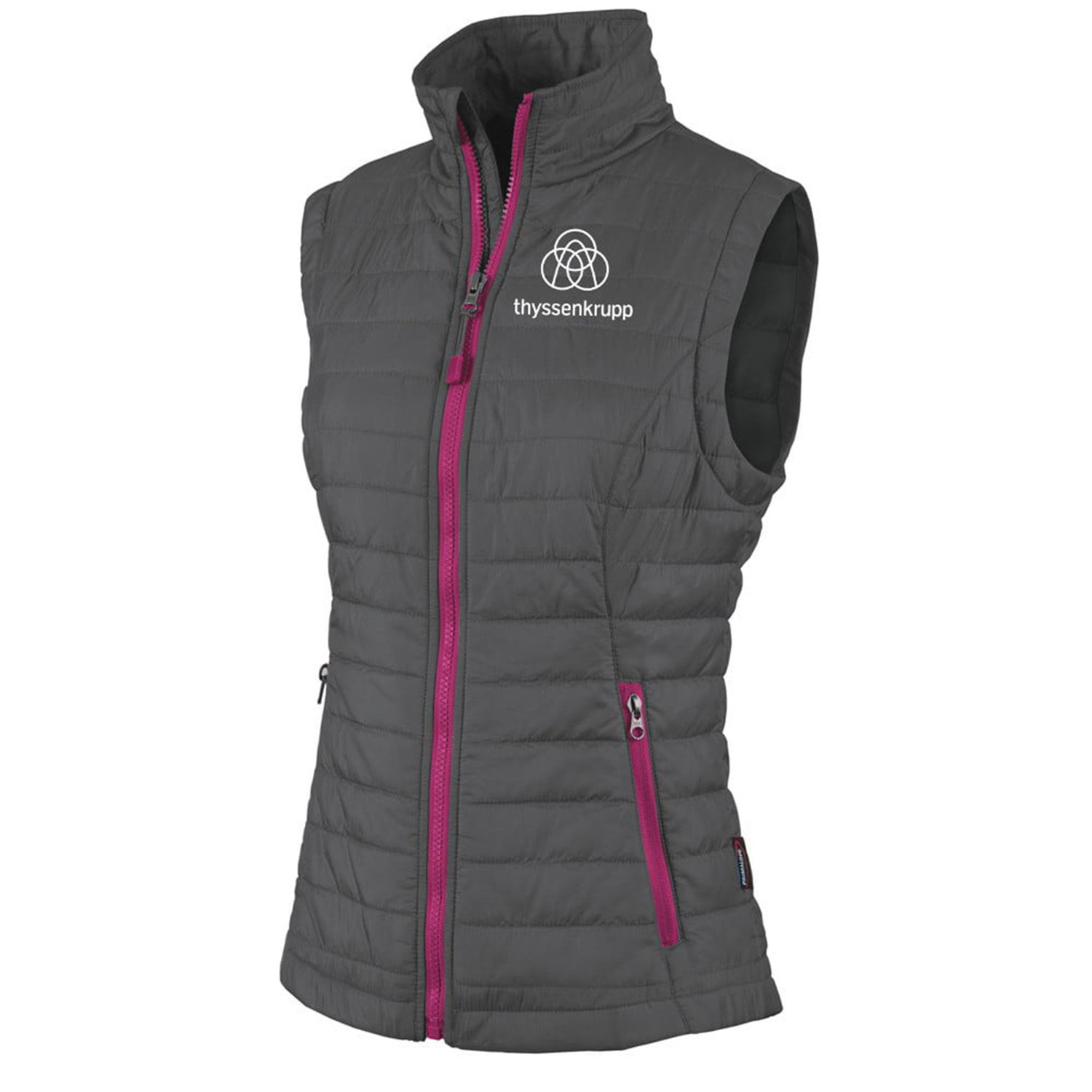 vest gold walmart ip zipper quilt s with concepts women climate puffer com quilted