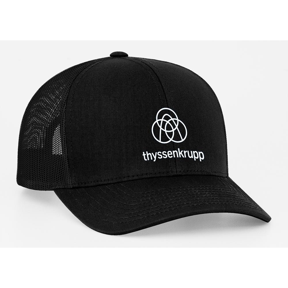 Pacific Headwear - Trucker Mesh Snapback. 104C. — thyssenkrupp - Corporate  Apparel c11360c8401