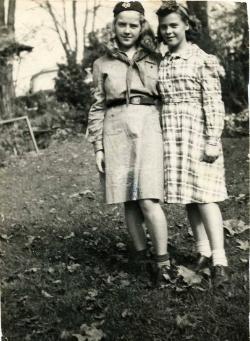 Margie and Dottie