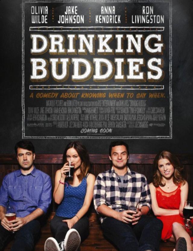 """Drinking Buddies"" (promotional shoots & press junket)"