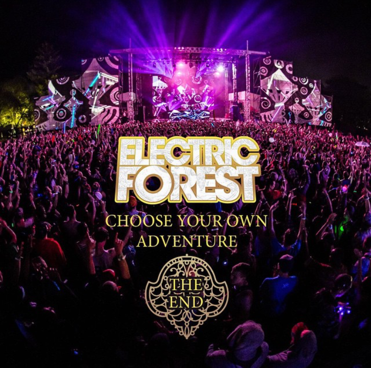 Electric Forest: 2015