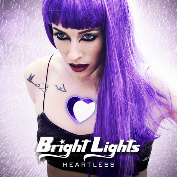 "Bright Lights: ""Heartless"" Music Video & Cover Art"