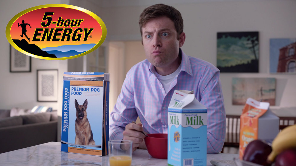"5-hour ENERGY Commercial ""Tossing and Turning"""