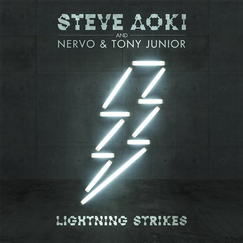 """Lightning Strikes"" music video  Steve Aoki feat Nervo"