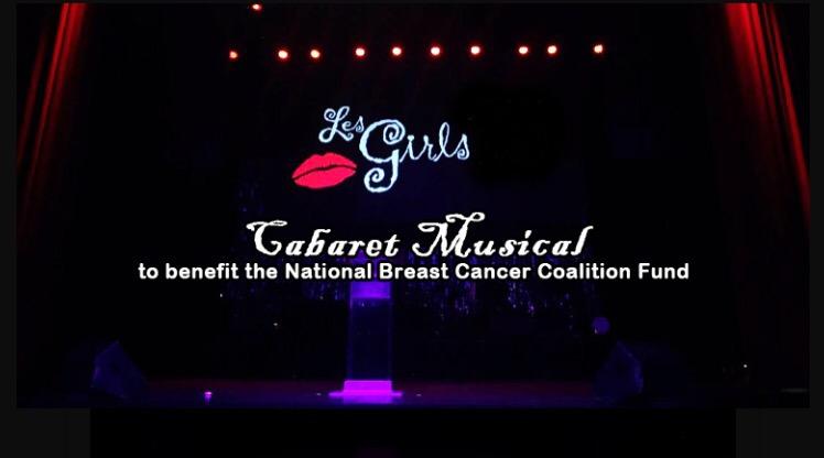 """LES GIRLS CABARET"" (MUSICAL)"