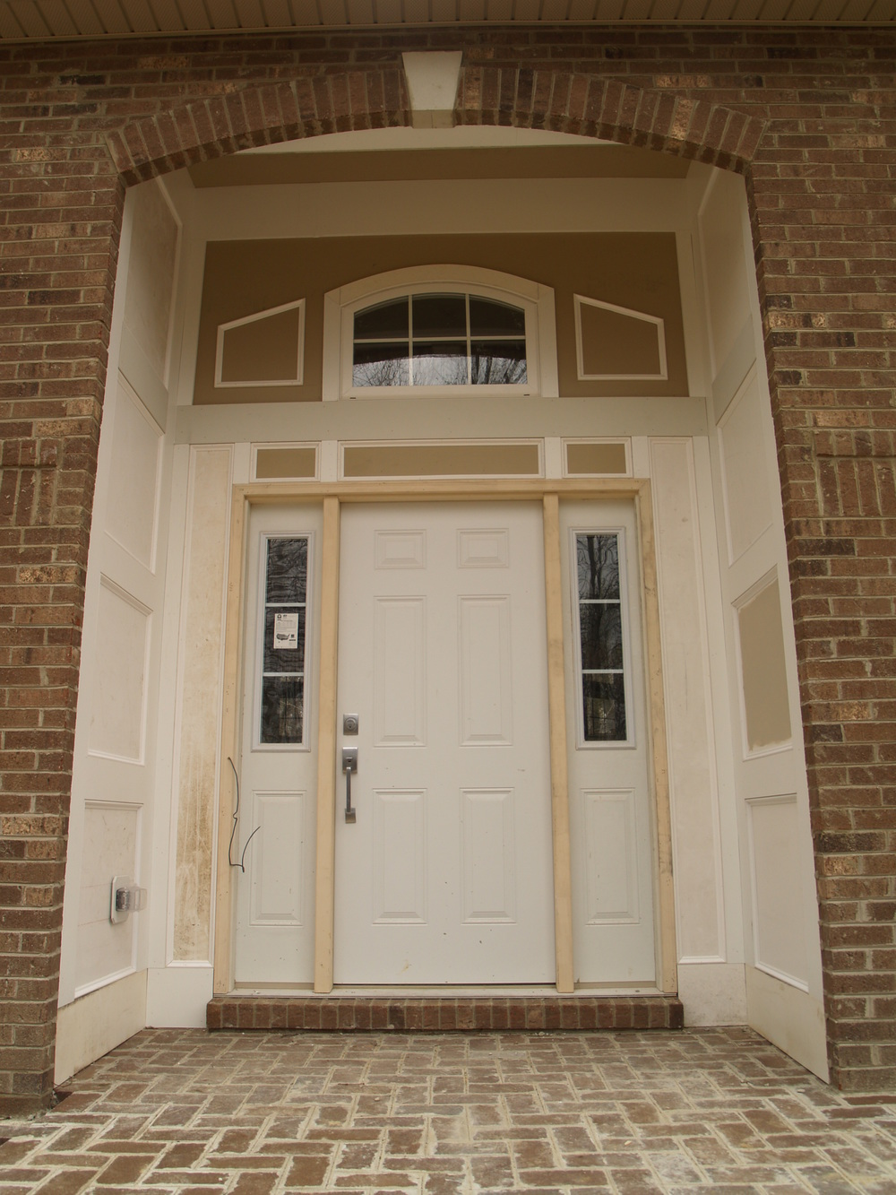 Pond rd. front door after trim.jpg