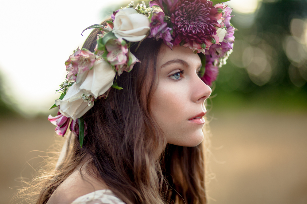 Boho Flower Shoot