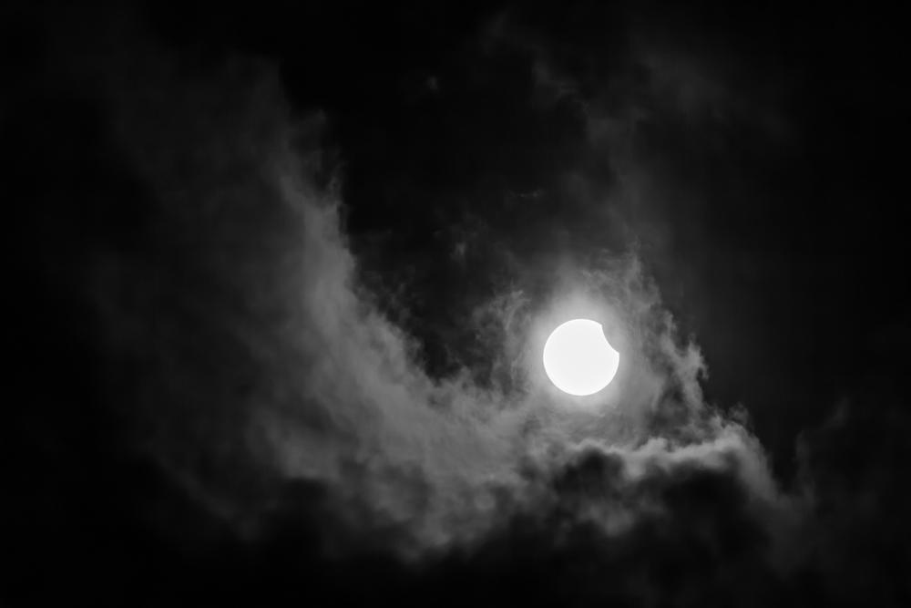 Solar Eclipse 1/3