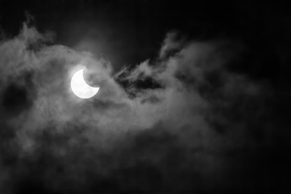 Solar Eclipse 2/3