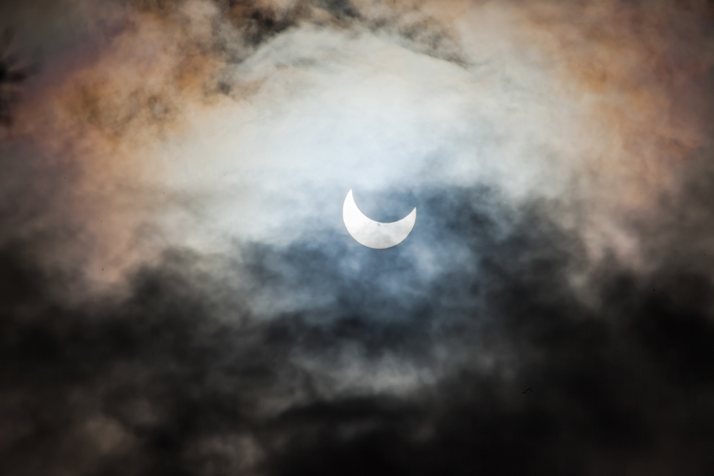 Solar Eclipse 3/3