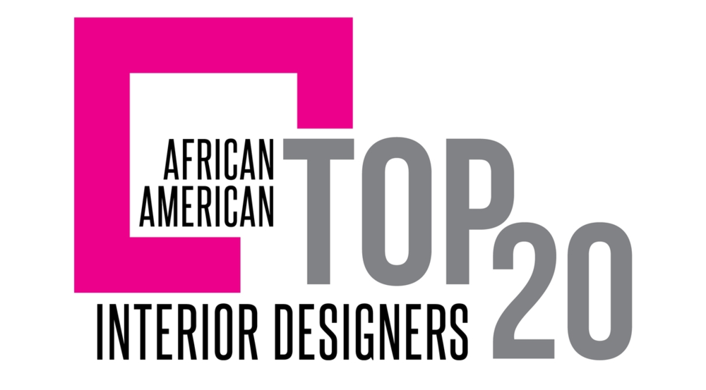 African American Top 20 Interior Designers Official Logo