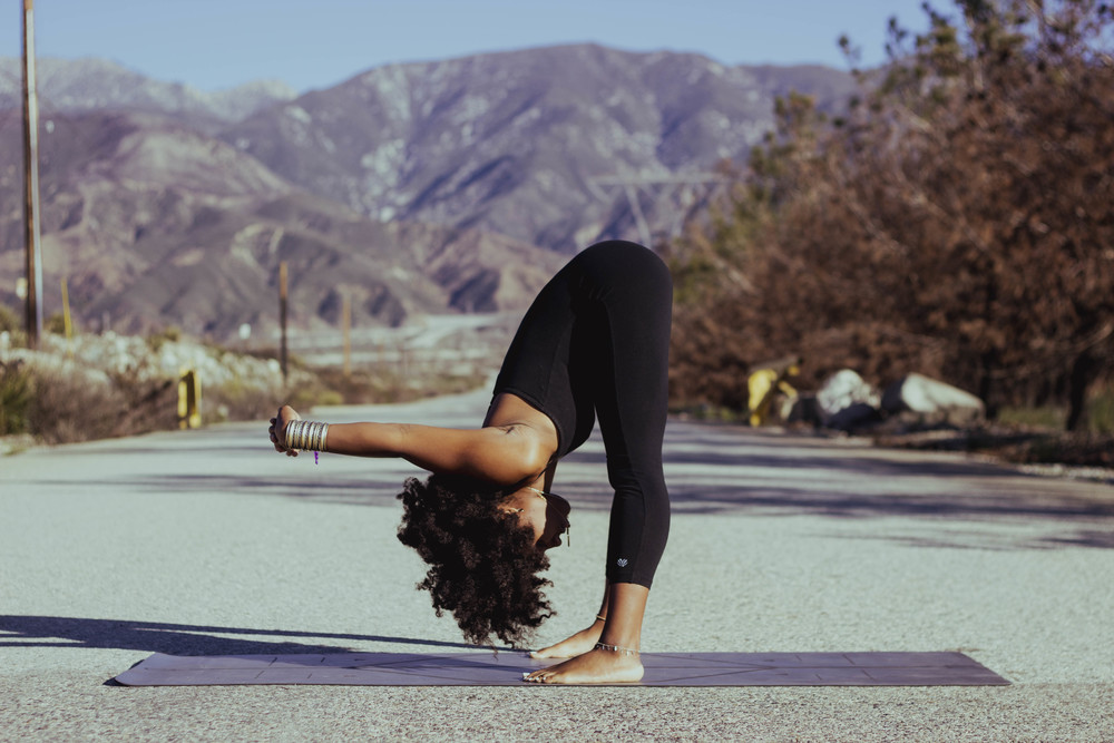 Yoga Racheal/ Captured by Aleah Clark