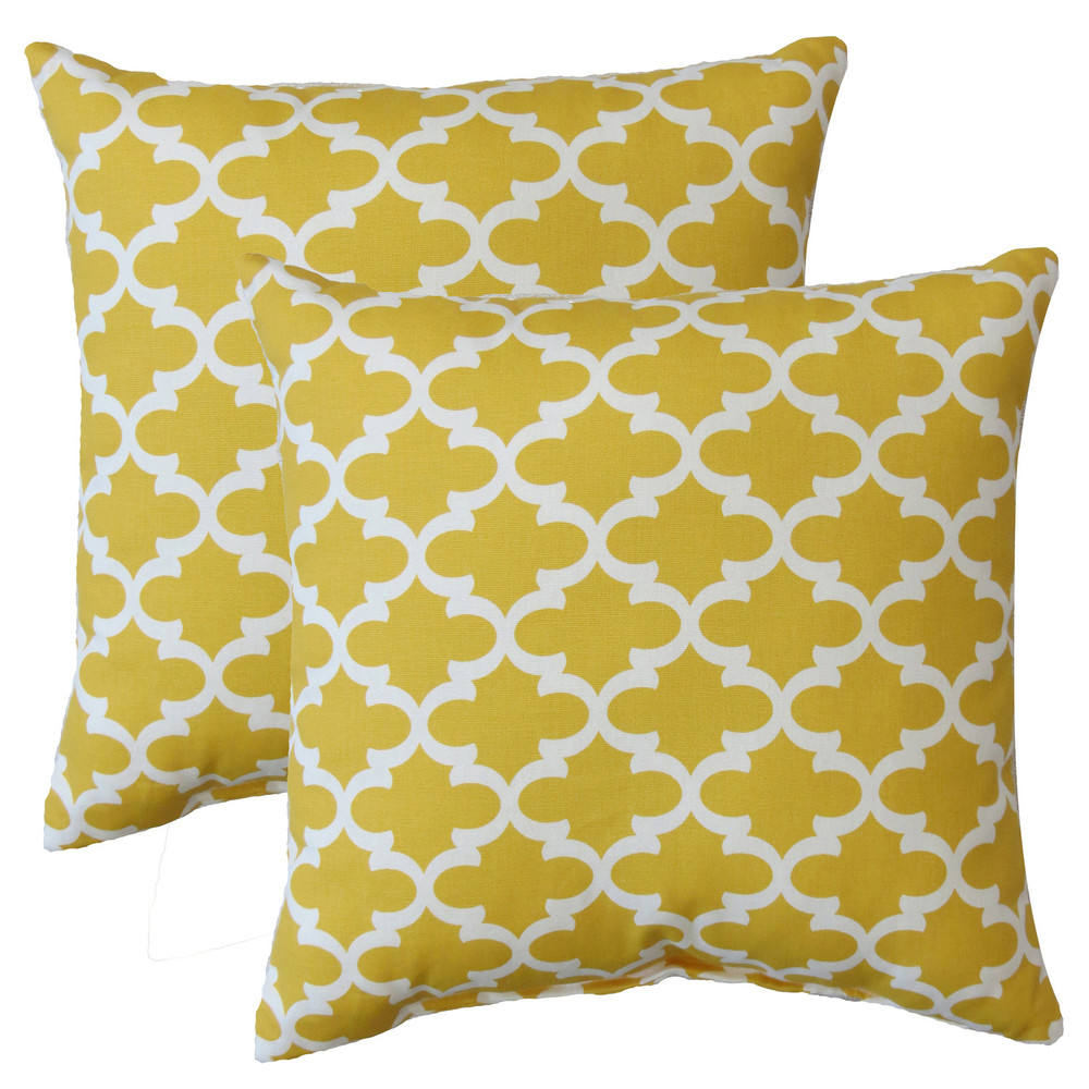 Premiere Home Fulton Throw Pillows by Fox Hill Trading