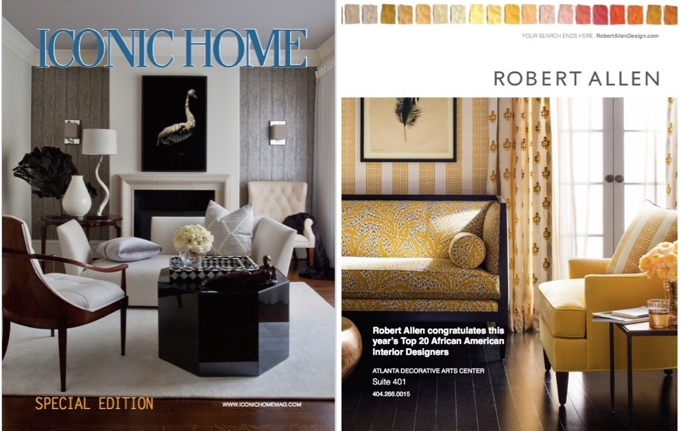Iconic Home Magazine Cover Vol. 2