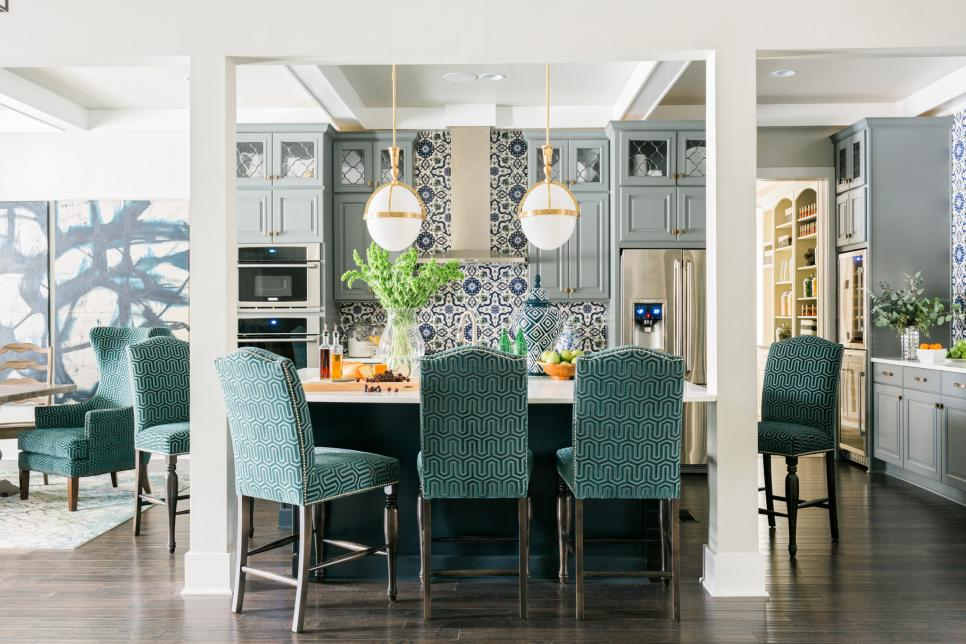 hgtv smart home kitchen - Hgtv House Giveaway