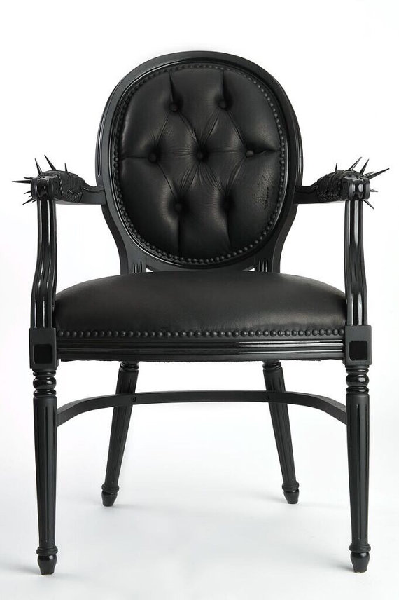 Throne Upholstery Image