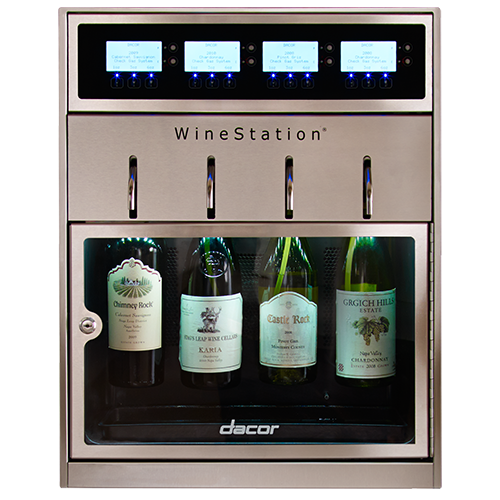 Dacor Wine station