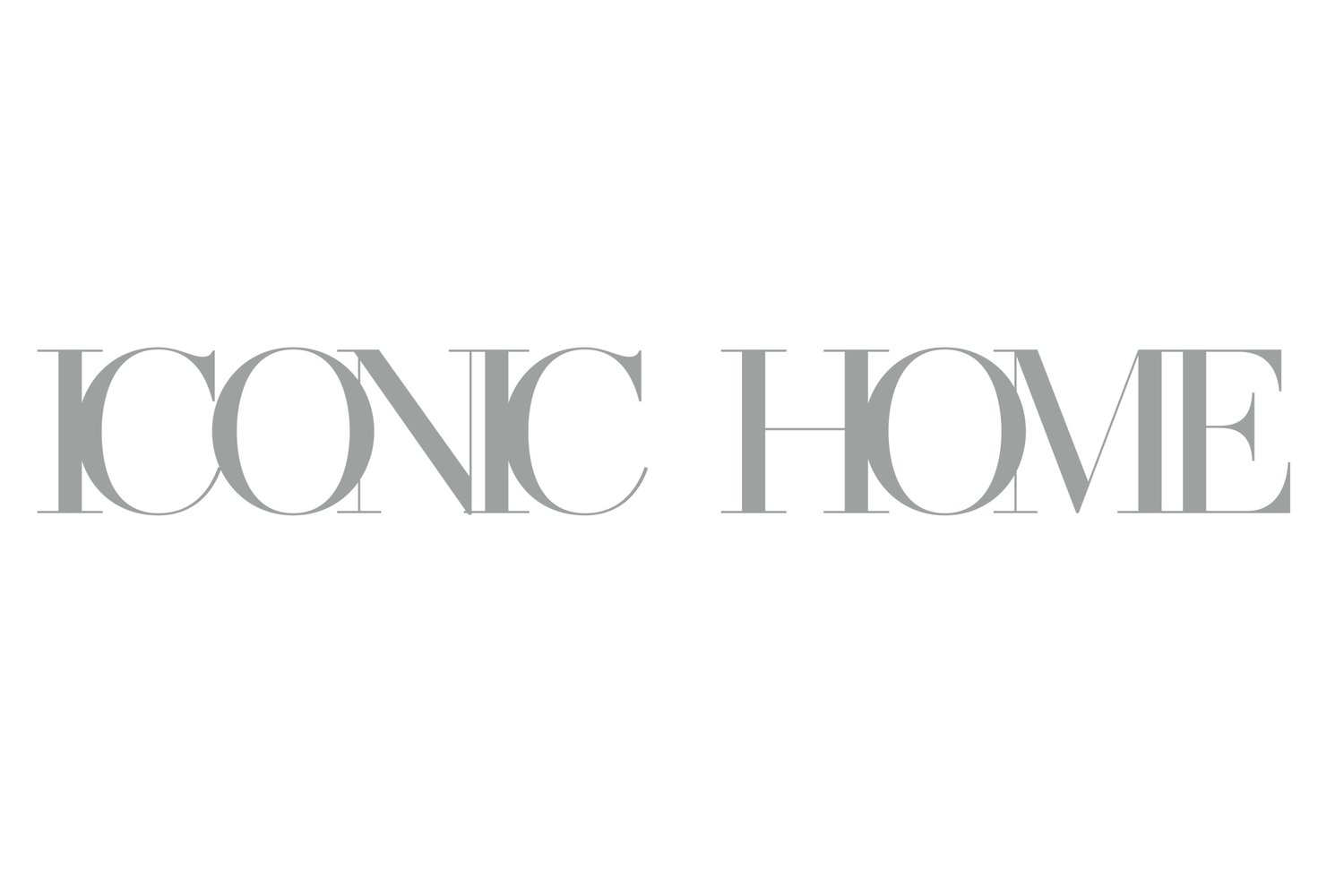 ICONIC HOME MAGAZINE