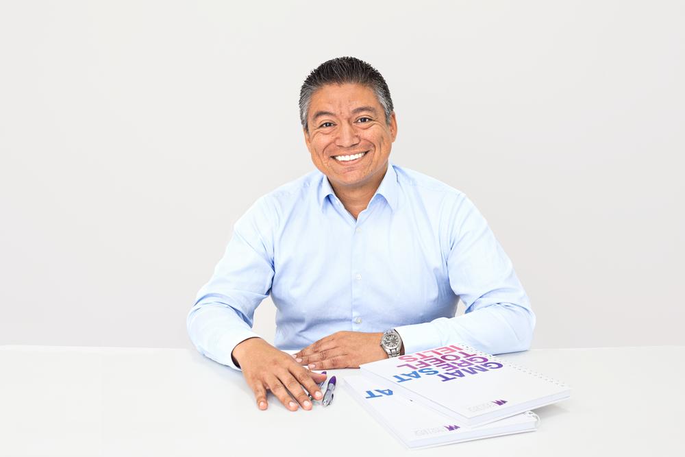 Elias Arellano, docente en Master's College