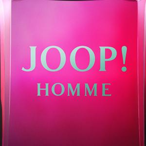 JOOP! HOMME FRAGRANCE Campaign, Print