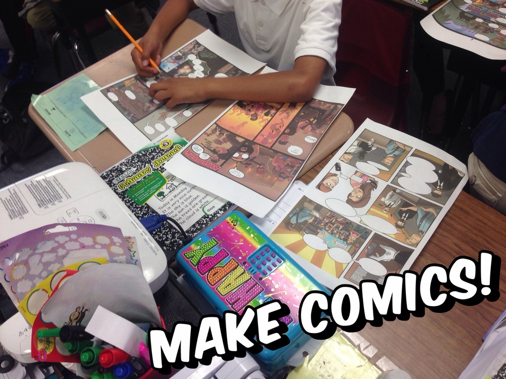 Learn about Eben's Comic Book Writing Workshops