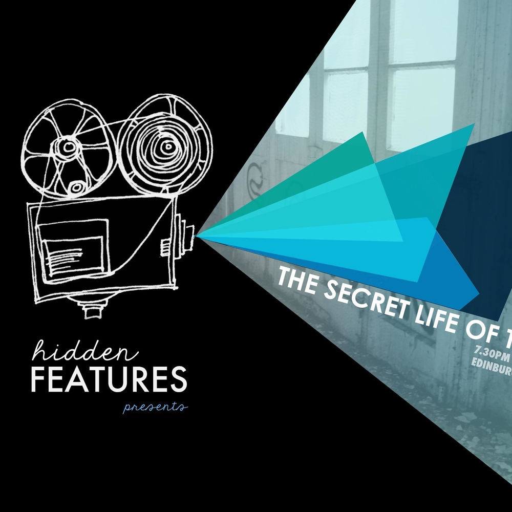 Hidden Features cinema screenings ENGAGE  |  CURATE