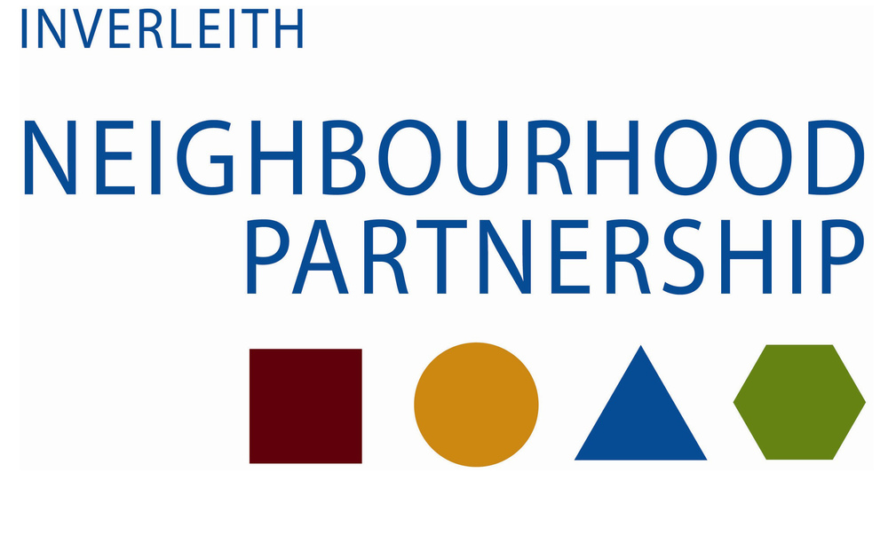 Thanks to Inverleith Neighbourhood Partnership, a supporting partner