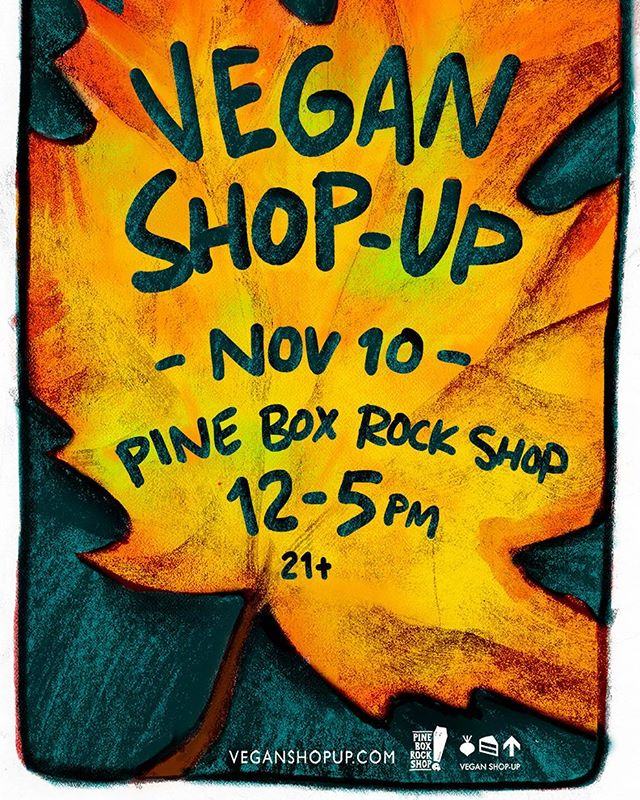 Come see us Saturday at the Vegan Shop-up in Brooklyn! 12-5pm, 12 Grattan Street in Bushwick #withtherightamountofsweet #sweetcicles #vegancandy