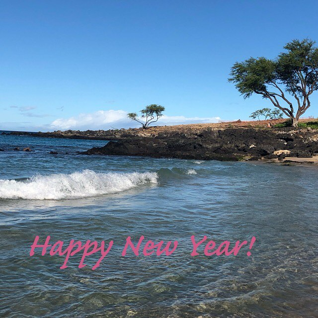 Happy New Year! #withtherightamountofsweet #sweetcicles #beach #happynewyear