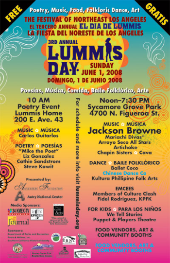 2008 Lummis Day Festival
