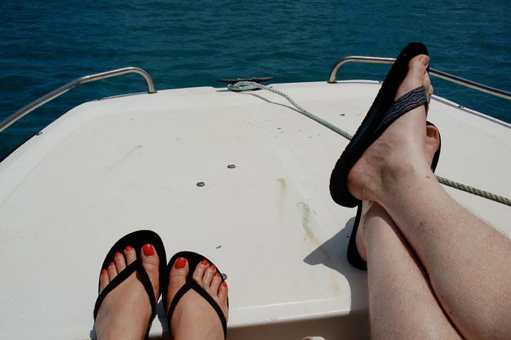 our_feet