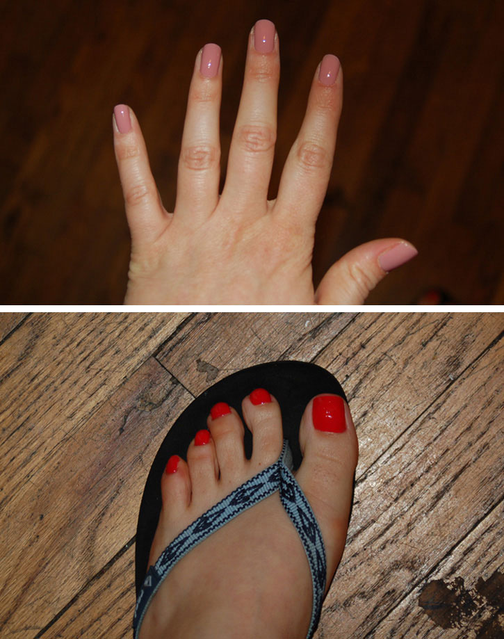 fingernailstoenails
