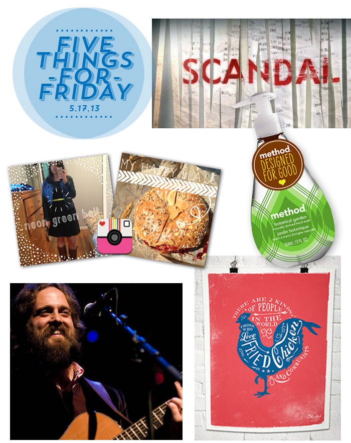 oldsweetsong_5things_5.17.13