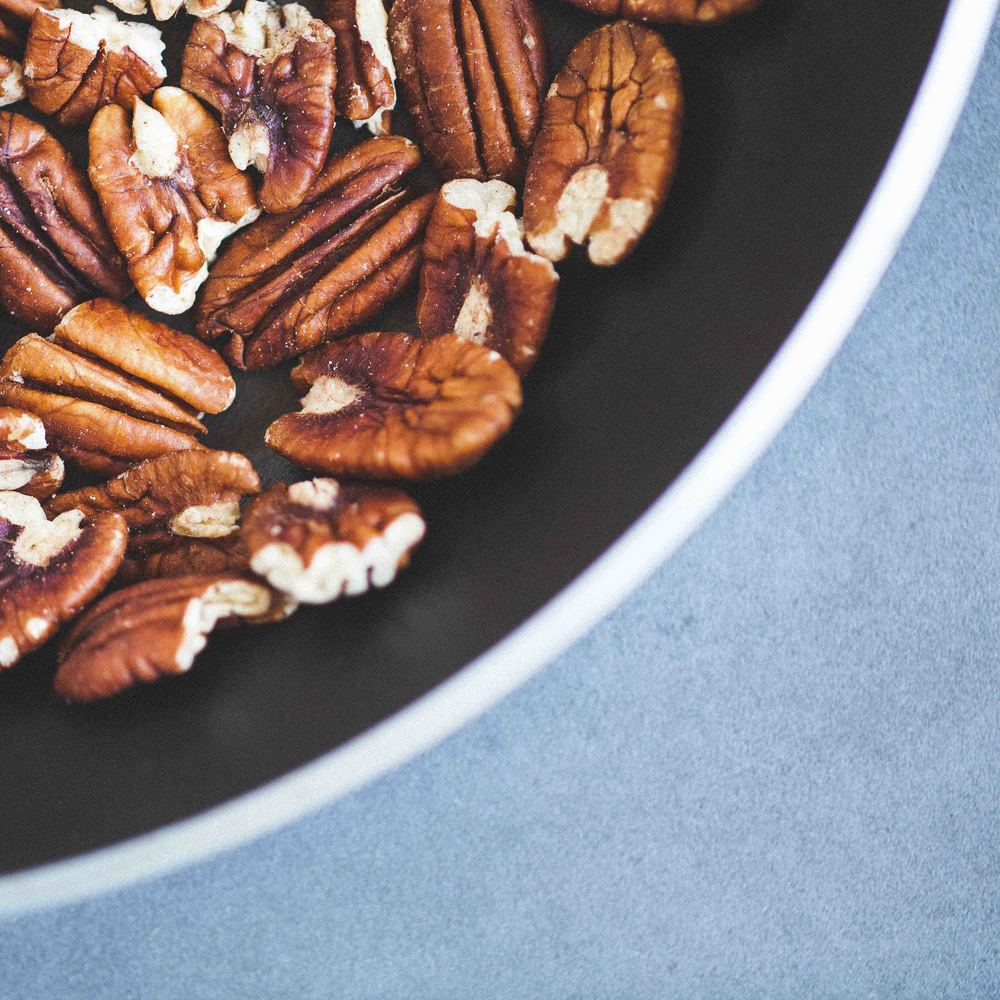 Pecan Nuts - Photo by: Madeline Lu