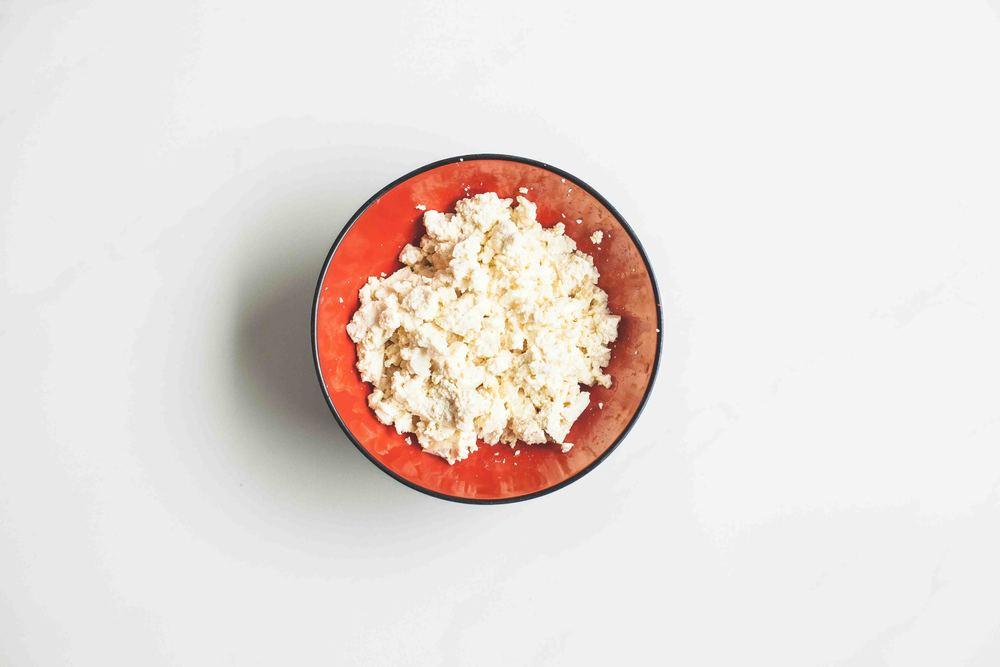 Stir-fried Tofu with Thai Basil - www.madelinelu.com