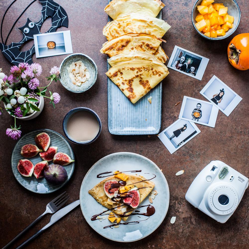 Sunday Crepes - www.madelinelu.com