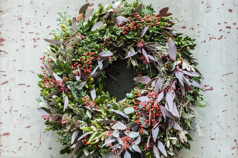 Advent Wreath - www.madelinelu.com
